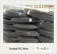 7.5mm 1670MPa top quality building material, prestressed concrete wire