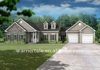 W-TEL prefabricated houses and villas