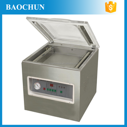 DZ400A table top corn meat electronic portable vacuum sealer