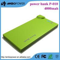 name card power bank/external battery charger for hp laptop