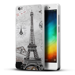 mobile phone accessory fashion clear tpu custom printing case for xiaomi note