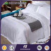 Decorative Top Hotel Sheets block print kantha bedding set