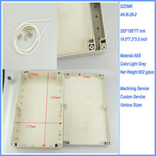 a prueba de agua caja de plástico de la caja eléctrica