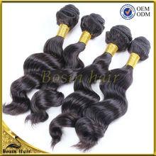 10-32 inch abundant stock grade 5A no shedding , can be dyed virgin human hair