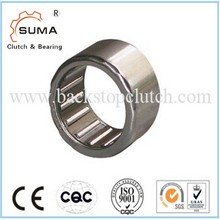 HF flat cage needle roller bearings with steel springs
