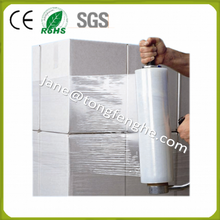 500mm x 15/17/20mic LLDPE Shrink Wrap With Stretch Wrap Dispenser