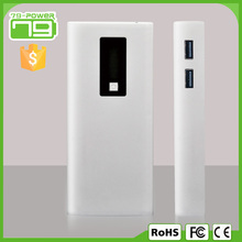 8000mAh 18650 battery powerbanks the portable smart mobile power pack