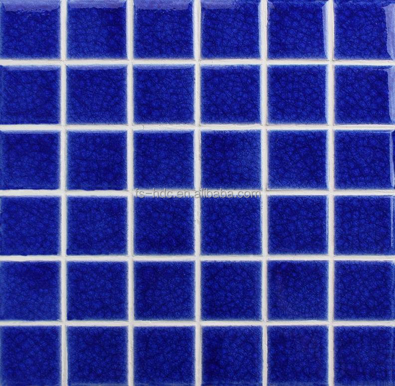 China Mosaic Tile High Quality Swimming Pool Tile Square Mosaic Tile
