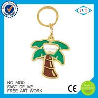New style tree designer bottle opener keychain custom metal key chain