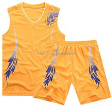 promotional design wholesale basketball wear