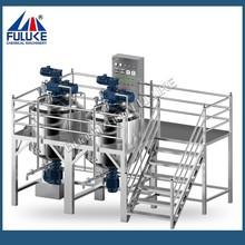 Flk 100L-5000L sustainless acero dettol jabón líquido para champú, detergente