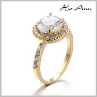 Top Sale!! Rose Gold Painting Elegant zinser ring frame