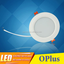 China Factory High Luminance Recessed 12W Fire Rated Downlight