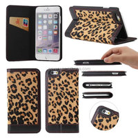 leopard pattern ultra thin case for iphone 6s