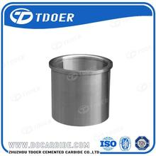 tungsten carbide grinding jars/sintered carbide lab planetary ball mill grinding jar bowl cup