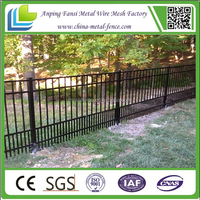 Aluminum Fences building material stainless steel product galvanized steel fence