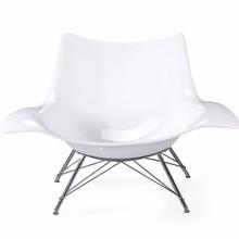 modern rocking Thomas Pedersen FRP stingray chair