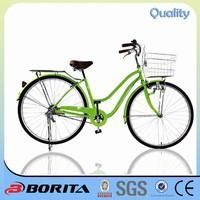 OEM China 27 Aluminum City Street Bike