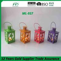 Attractive design lantern candle ML-937