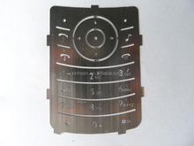 Best price mobile phone metal keypad made in China