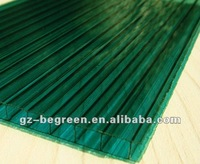 Recycled material PC Polycarbonate sheet in China