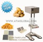 elétrico de fritar francês máquina de batata chips