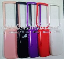 Mobile phone case TPU Skin Soft Gel case UV style silicone case 9800 Torch for Blackberry