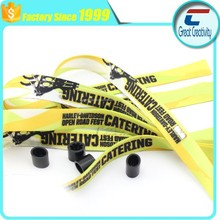 Promotion woven wristband for Events, Concerts or Sports