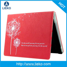 flip leather case smart cover for ipad& flip leather case for ipad