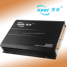 Good quality high power 4CH/500W sound digital car amplifier