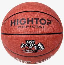 Genuine Leather Laminated stress basketball ball PU basketball