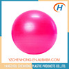 China Gold supplier PVC Home-gym yoga ball with latex tubes and handles