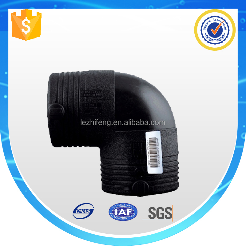 Superstandard Plastic Water Pipe Fitting With Different