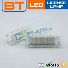 12v 1.8w 6500k High Power Car Lighting Number Led Lights License Plate