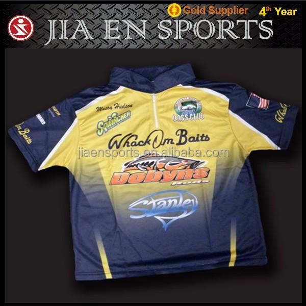 Tournament fishing shirts men 39 s fish gear clothing anti uv for Uv protection fishing shirts