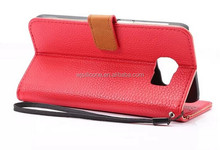 Chrome knuckle leather case for samsung galaxy s6, for samsung galaxy s5 case