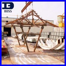 framework construction steel structure