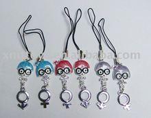 metal promotiomal key chain for lover