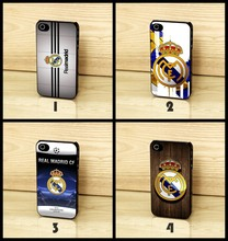 real madrid logo for iphone Samsung Galaxy Case 4s 5s 6 S3 S4 S5