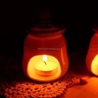 White Color Unscented Mini Tea Light Candle for Decorative