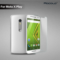 2.5D Round Explosion-Proof Premium Tempered Glass Screen Protector Guard For Motorola Moto X Play XT1562 XT1563