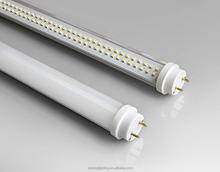 Low power consumption 16w 1200mm high lumen 4ft t8 tube led light for supermarket or office