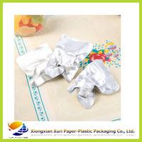 printed plastic vacuum packaging snack bag/noodle/seafood