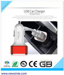 Beautiful color mini car battery charge with CE certificate