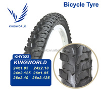 20x1.95 20x2.125 24x2.125 26x1.95 mountain bicycle tire / MTB tire made in china