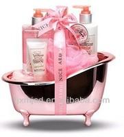 Mini bath gift set
