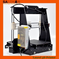 3D Printer Machine Factory Latest DIY Single Extruder Large Print Size Desktop 3D Printer