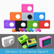 Wholesale Factory Xiaomi Yi Action Camera Housing Silicone Case, Xiaomi Yi Accessories