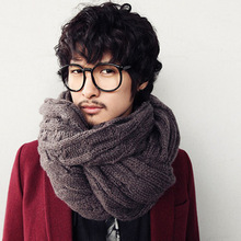 2012 autumn and winter wool scarves Korean version of the fall and winter days, 8 Ms. long paragraph scarf knitted scarves twist