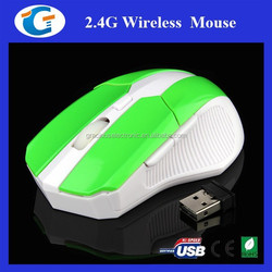 Factory Direct Sale Cheap 2.4g Wireless Mouse With DPI Key